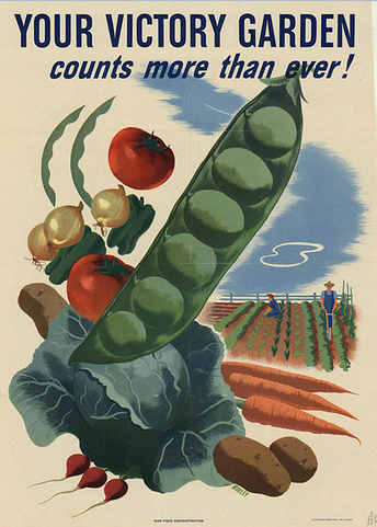 Flashback Summer: American Farming Then & Now - 1940s and modern farming