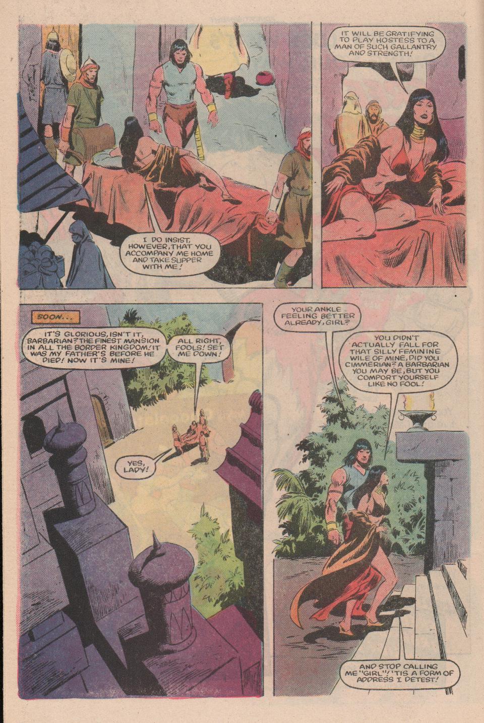 Conan the Barbarian (1970) Issue #159 #171 - English 7