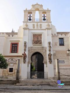 Sevilla - Puerta del Perdón de la Catedral 02