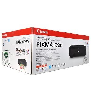 descargar driver de canon ip2700 gratis