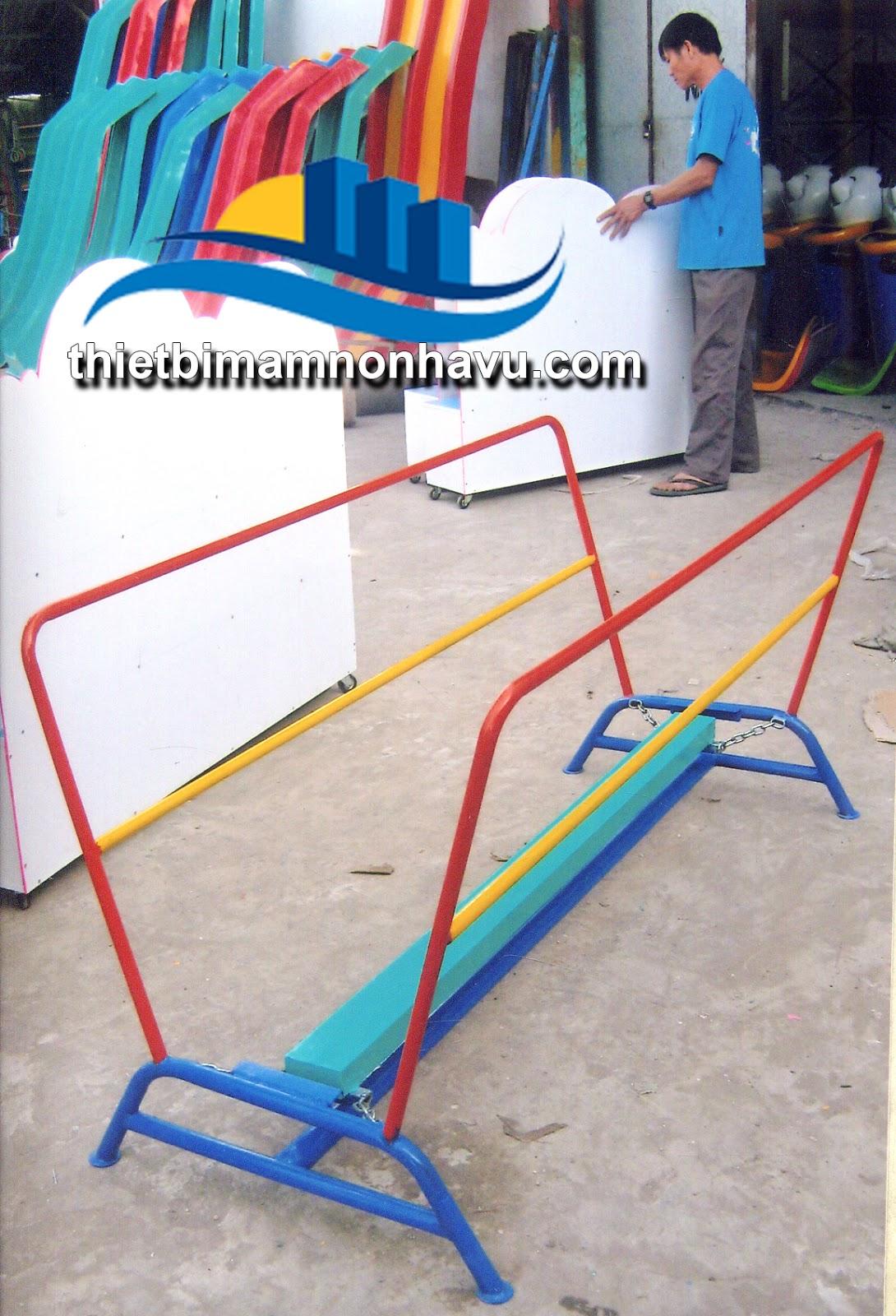 Cầu thăng bằng dao động