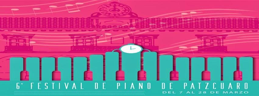 6° Festival de Piano de Pátzcuaro