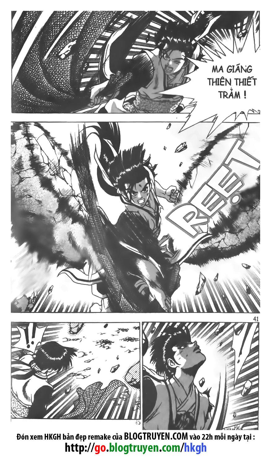 Hiệp Khách Giang Hồ chap 167 Trang 15 - Mangak.info