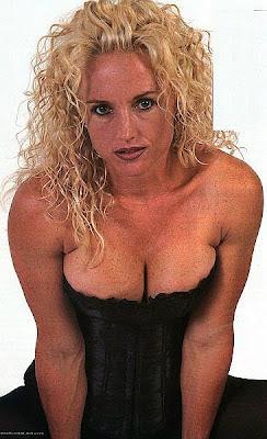Caryn Mower - WWF