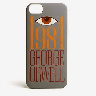 George Orwell's 1984 iPhone Case