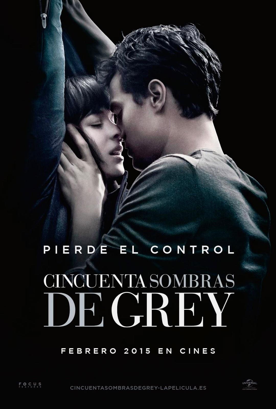 Ver Cincuenta sombras de Grey (2015) Online