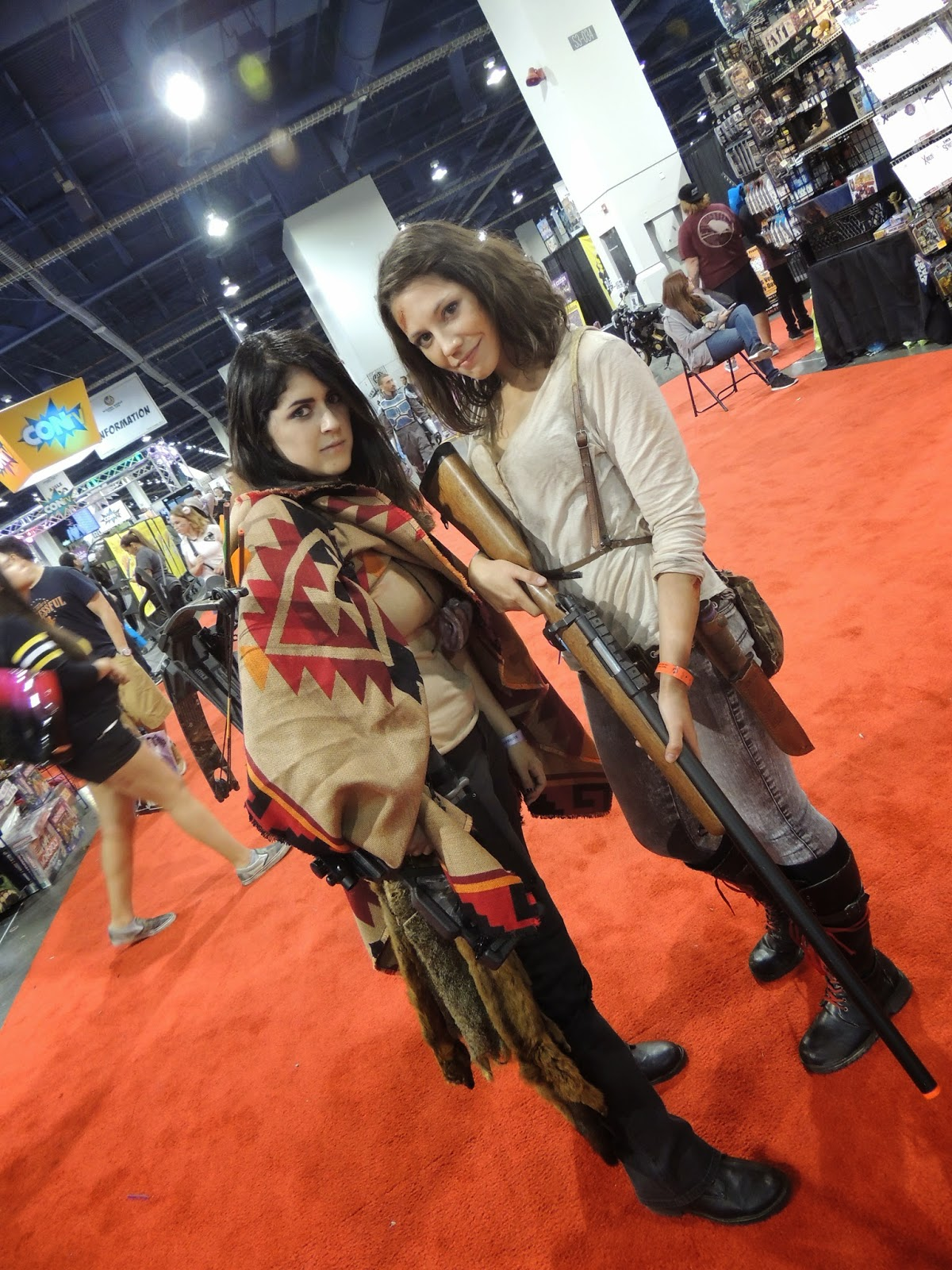 dixon-maggie-cosplay-las-vegas-convention-center