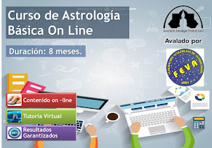 CURSO DE ASTROLOGÍA ON LINE
