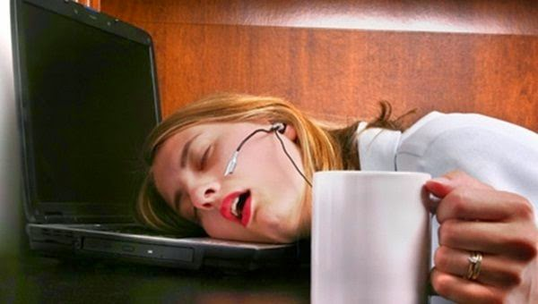 stay away sleepiness in office, avoid sleepiness in office