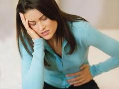 ovarian cancer symptoms leg pain