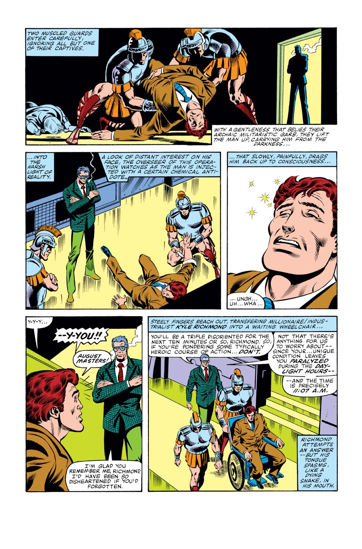 Captain America (1968) Issue #268 #183 - English 3