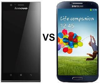 Lenovo K900 VS Samsung Galaxy S4, Samsung Galaxy S4, Lenovo K900, new smartphone