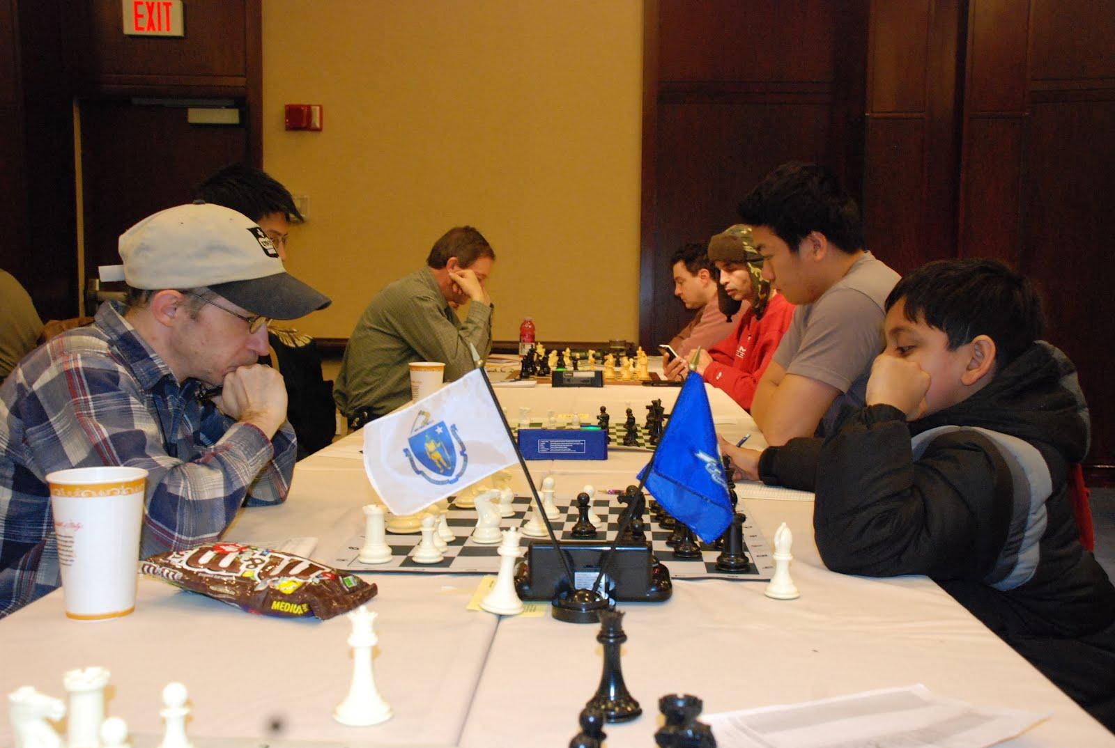 4 player chess tournament st