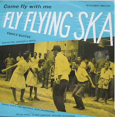 PRINCE BUSTER - Fly Flying Ska