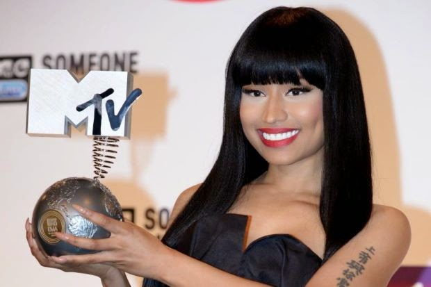 Nicki Minaj Tempelak Bekas Kekasih Perangai Jahat, info, terkini, hiburan, sensasi, gosip, nicki Minaj, Safaree samuels, Hollywood celebrities,
