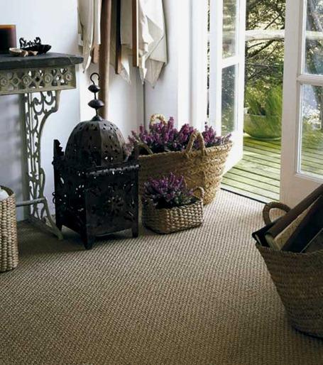 Estu00e9ticamente, son alfombras muy resistentes y versu00e1tiles ya que se ...