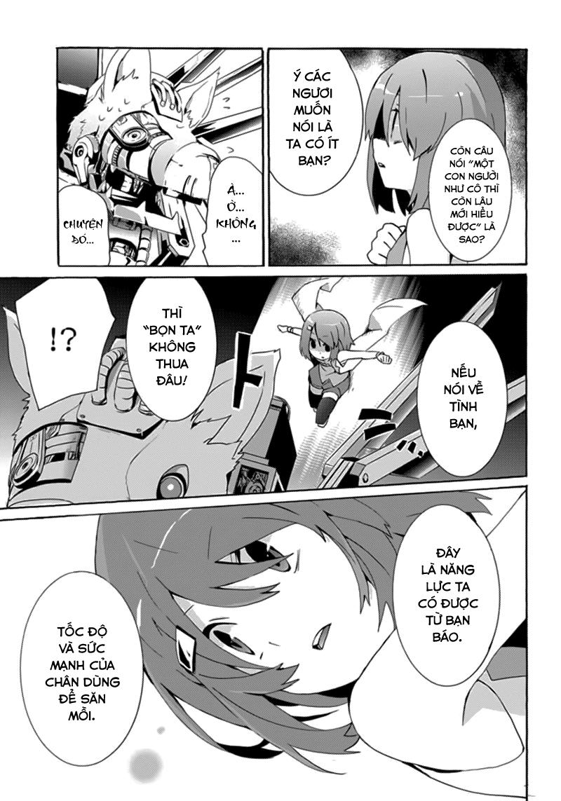 Mondaiji-tachi ga Isekai kara Kuru sou desu yo? Z chap 8 - Trang 15