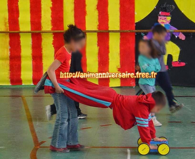 Häufig Ecole de cirque Marseille initiation aux arts du cirque enfants  PT57