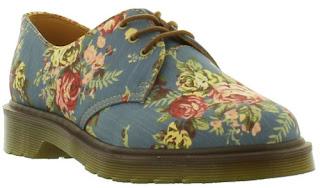 Dr Martens Shoes Classic 1461 Various Colours Womens Shoes