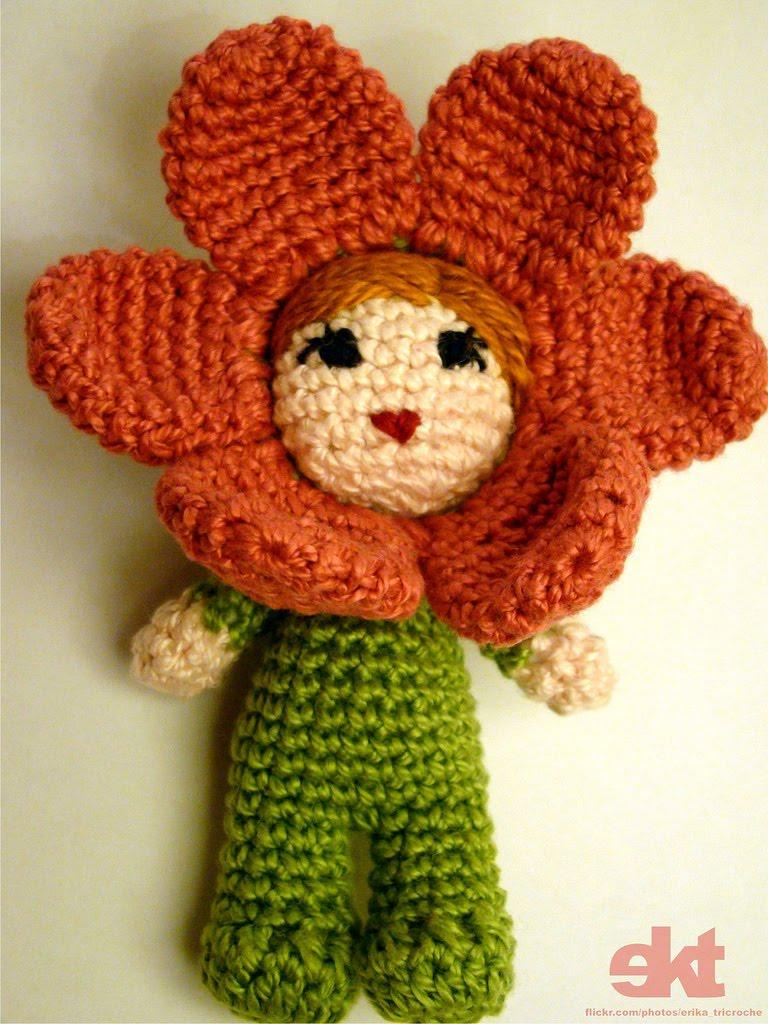 Knitting Flowers Crochet : Knitting patterns free crochet flowers
