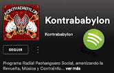 Kontrababylon en Spotify