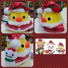 2014 Nov Rilakkuma Store Christmas LE
