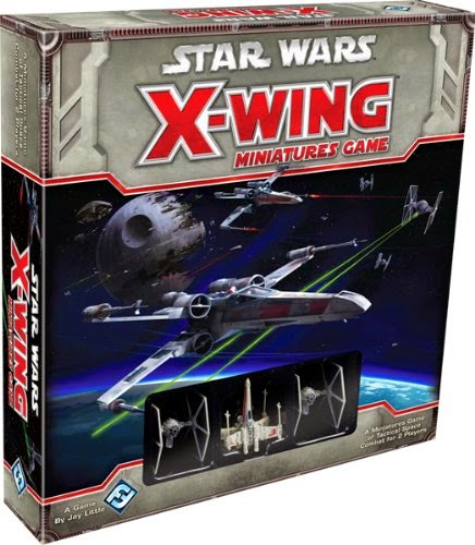 how to play x wing miniatures