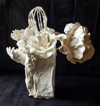 plaster bouquets