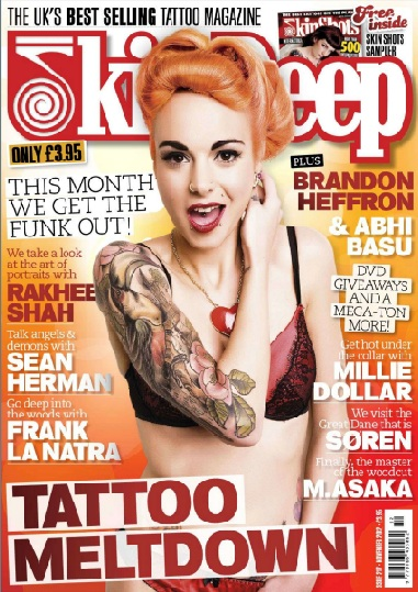 Tattoo pictures download tattoo magazines free for Best tattoo magazine