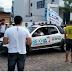 Filiados à Telexfree protestaram na porta da Inter TV Cabugi