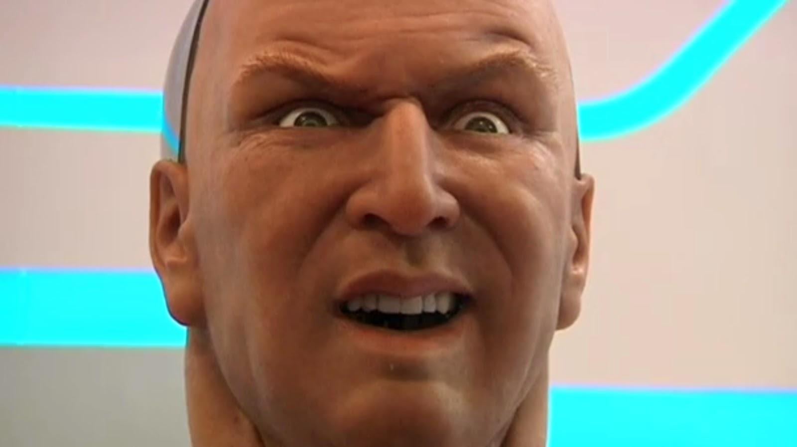 Hanson Robotics Shows Off 'Han'