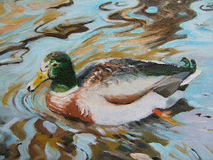 """Ripples with Duck"" detail"