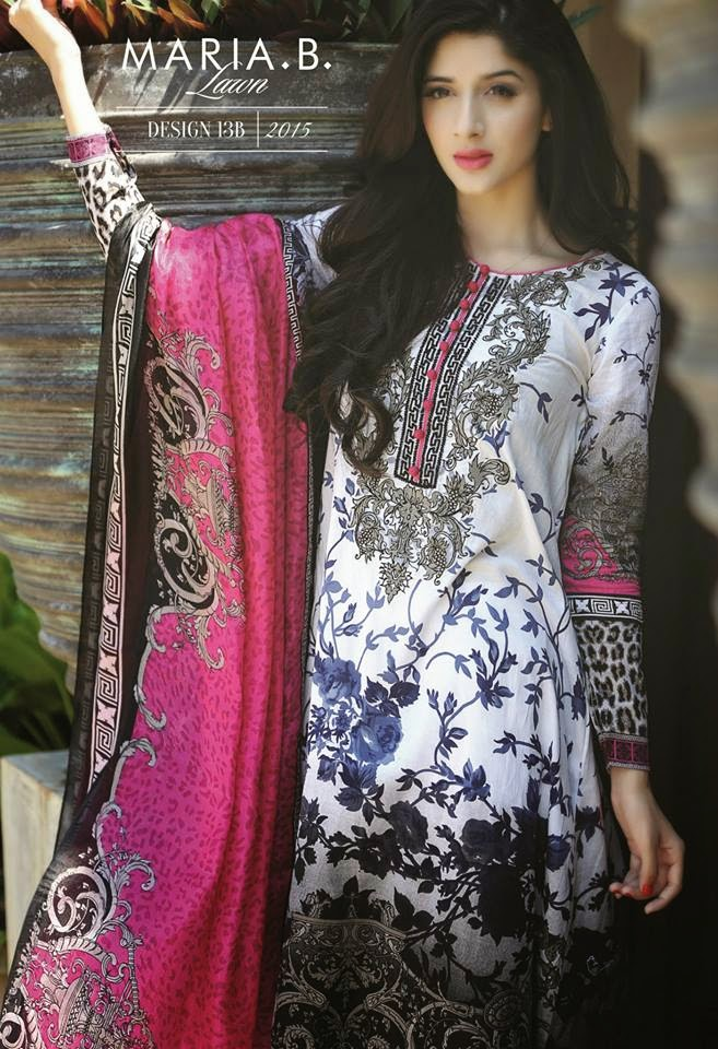 Lawn pakistani suits