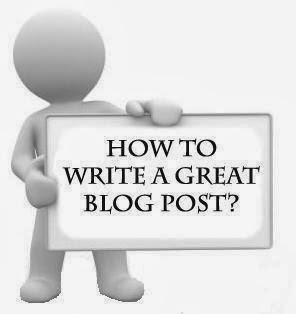 Best and powerful way to write a blog post  by following some easy steps