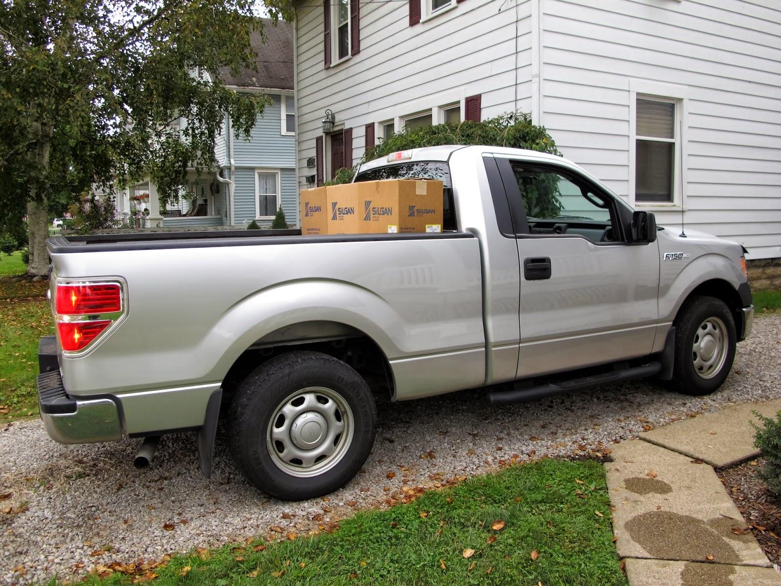 Uncle Len's Truck ROCKS