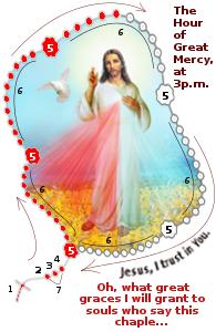 divina misericordia en rosario