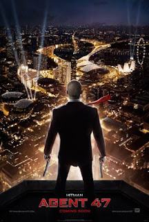 Hitman Agent 47 promo art