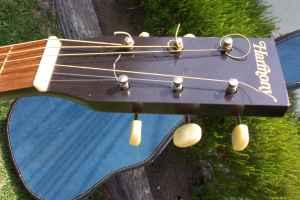 Craigslist Vintage Guitar Hunt: 1975 Harmony H Acoustic in ...