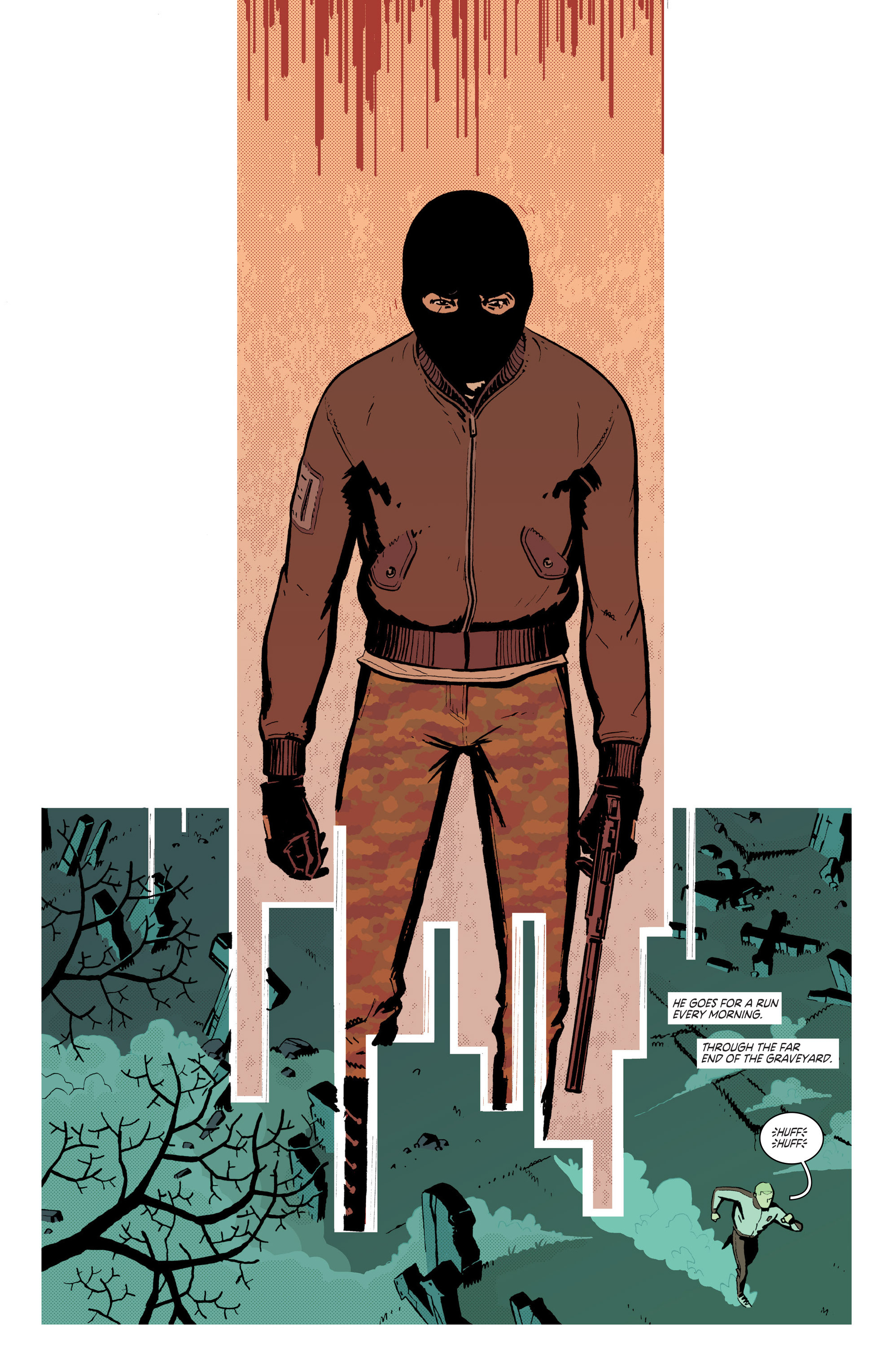 Read online Deadly Class comic -  Issue # _TPB 3 - 100
