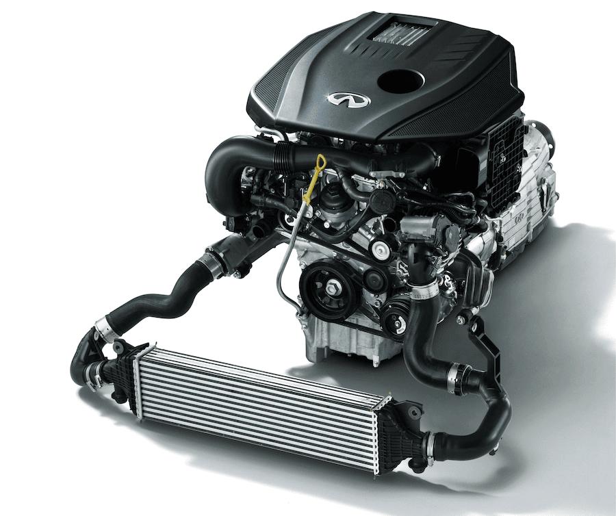 日産スカイライン200GT-t エンジン