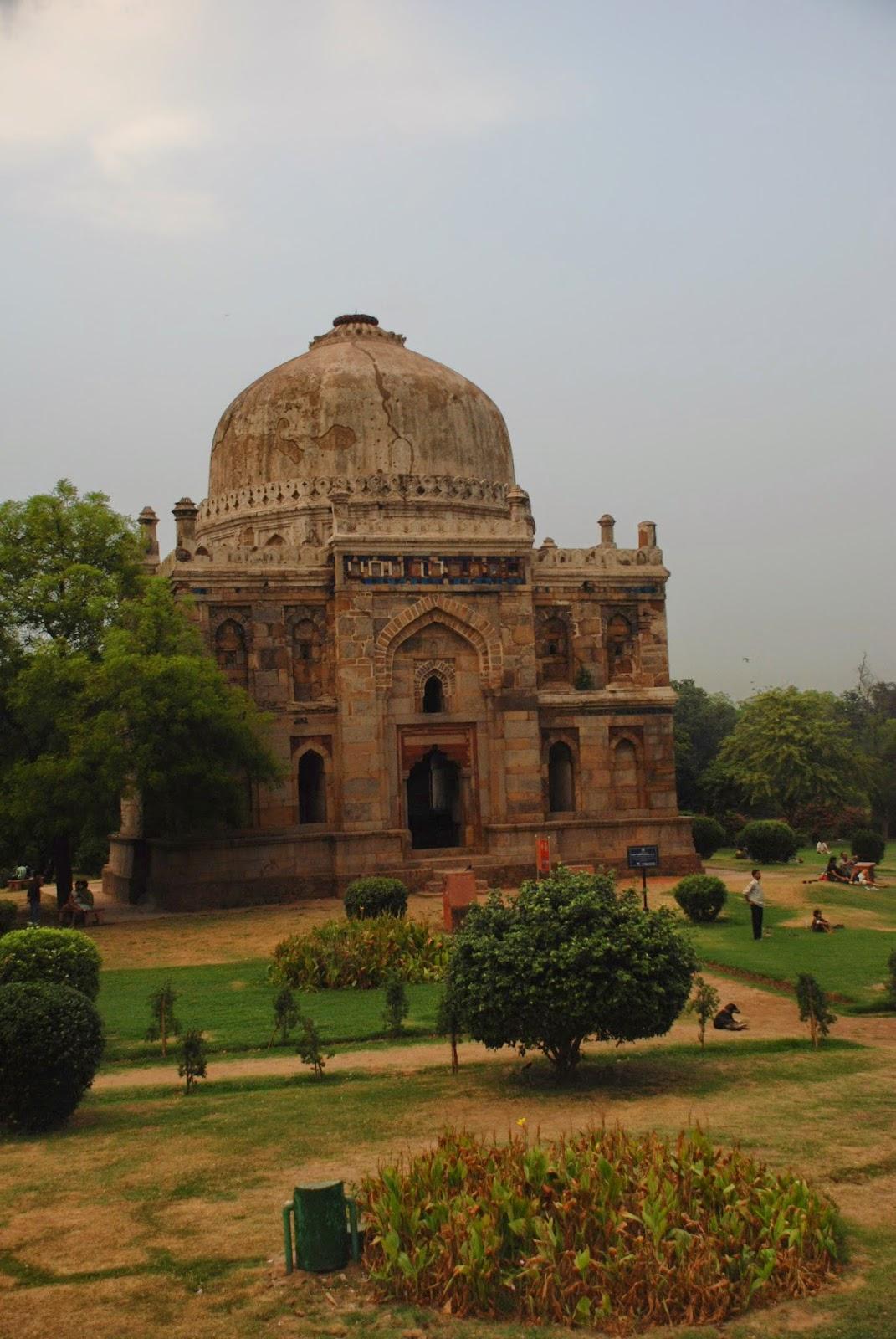 aswana-cliche: Delhi - Lodhi Garden