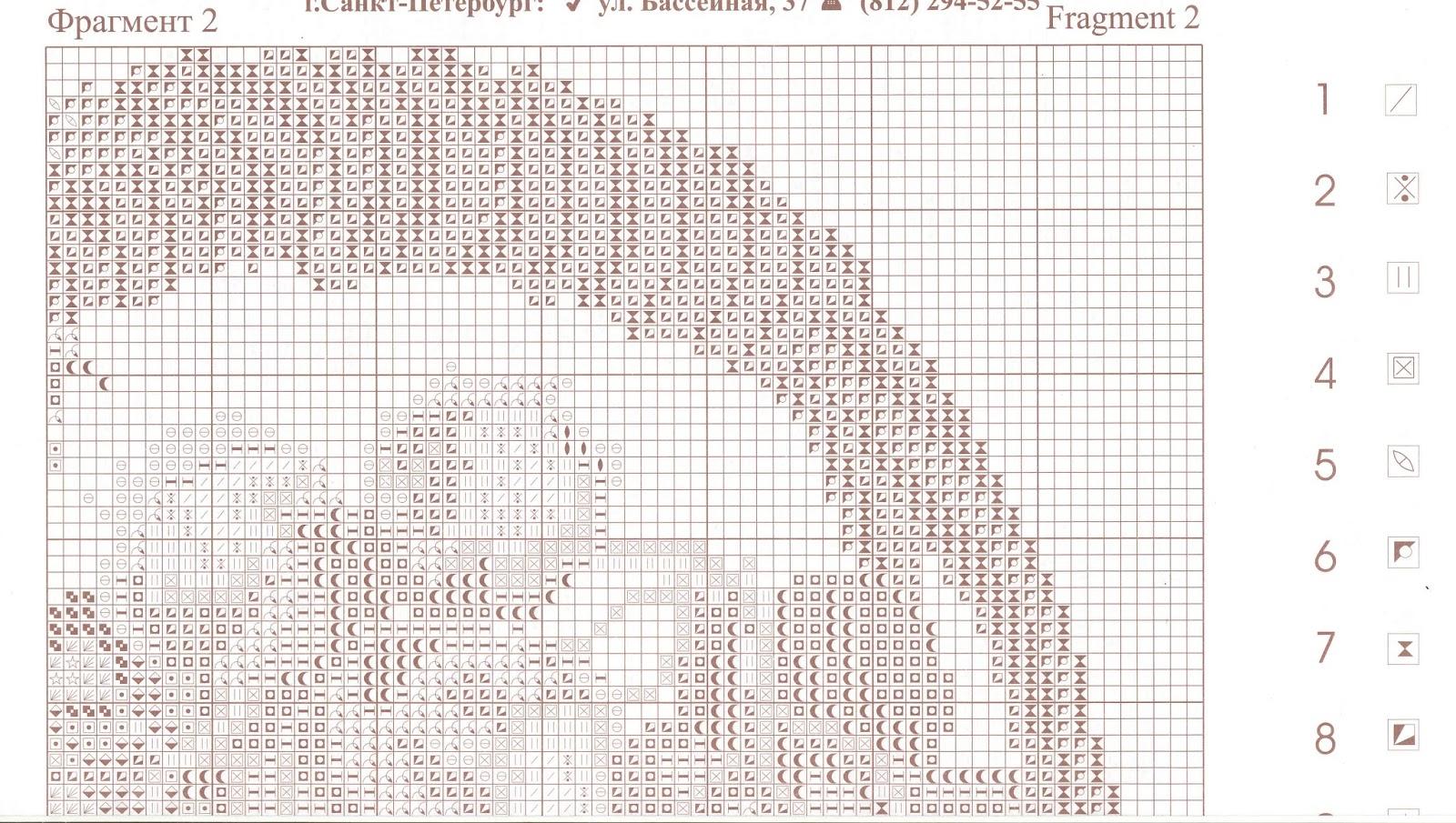 Наборы для вышивания Золотое Руно каталог: схемы для 23