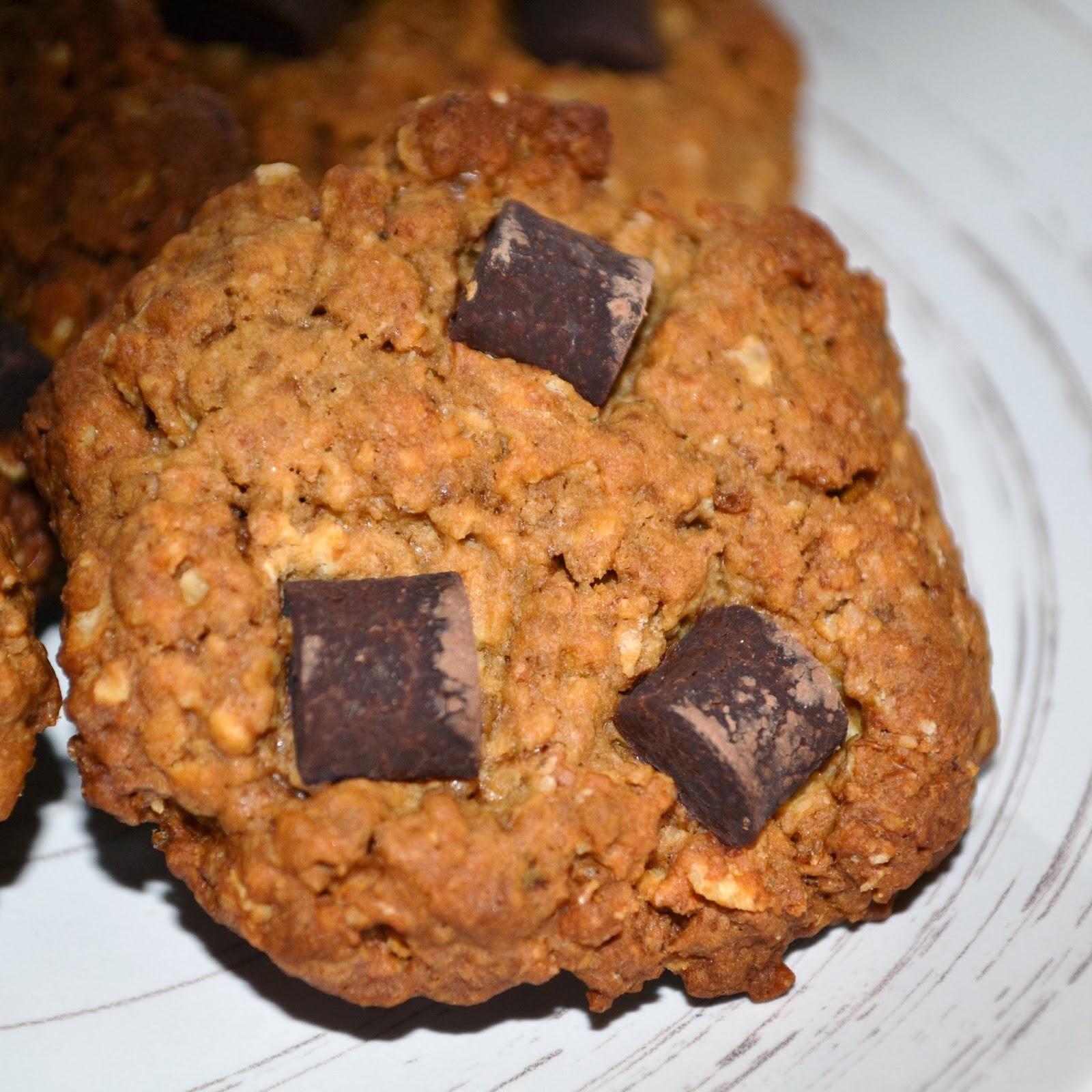 priv 233 de dessert cookies aux flocons d avoine sans oeuf et ig bas