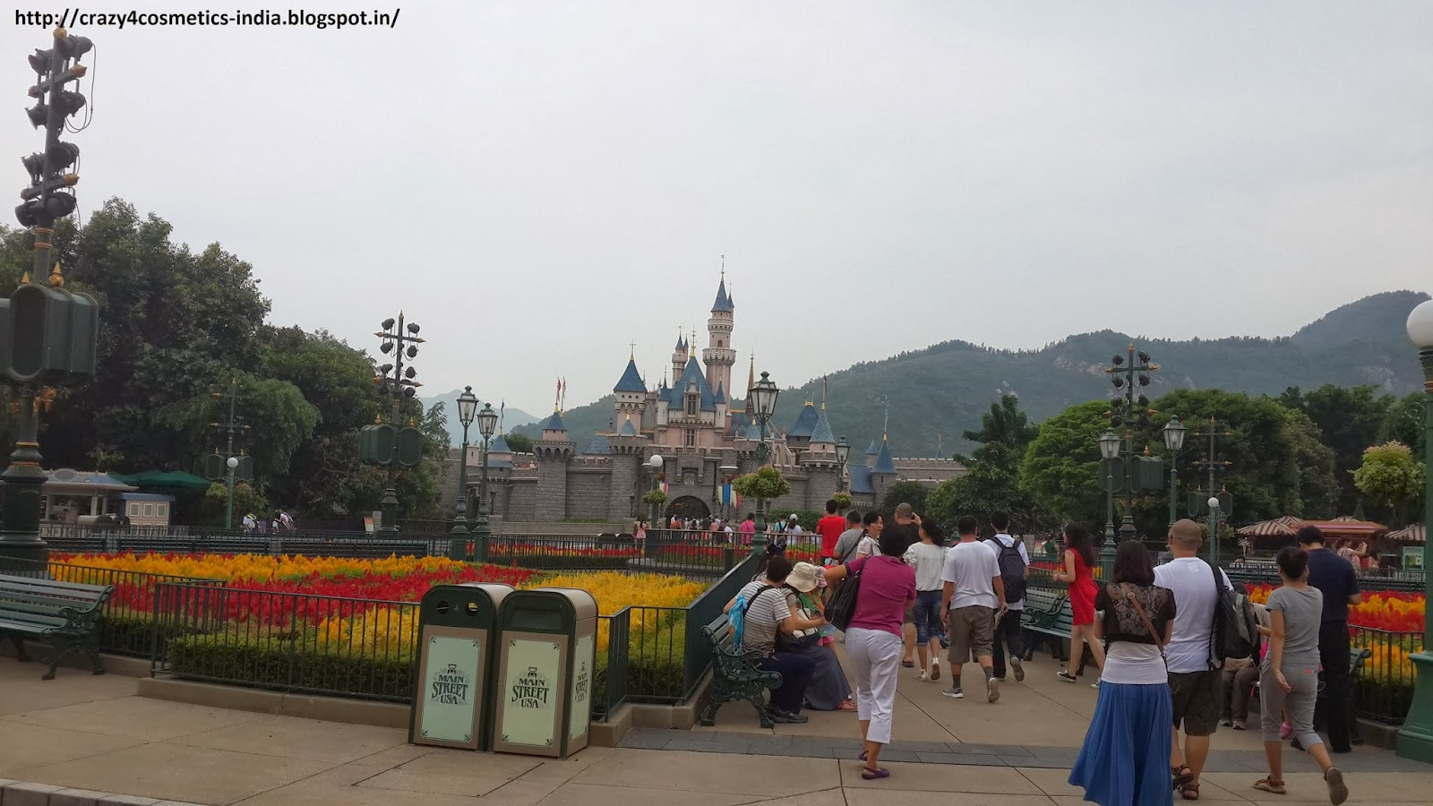 Hongkong Disneyland Travel Blog-Hongkong Disneyland Travel Tips-Hongkong Disneyland Hotel