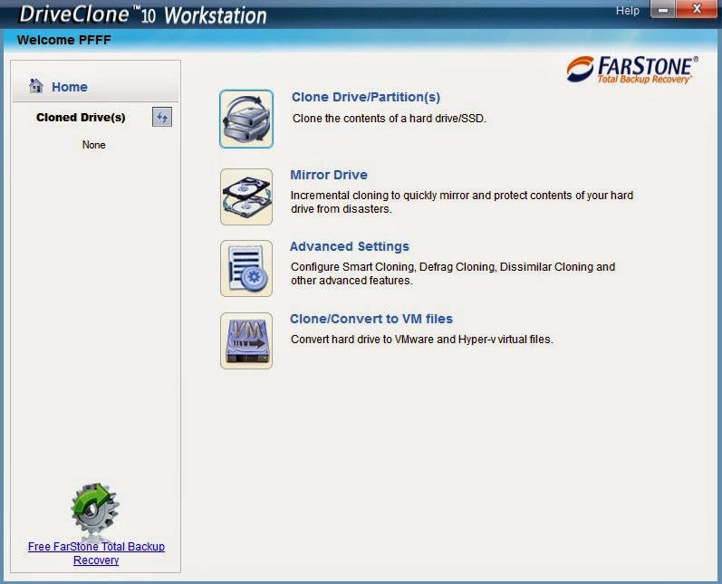 FarStone DriveClone Workstation Full Version