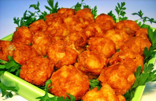 Recette des croquettes au poulet
