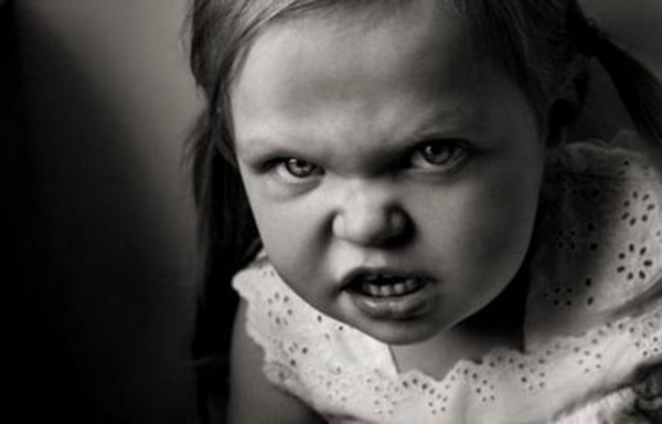 Funny Little Girl Face Meme : Funny angry face pictures collection world