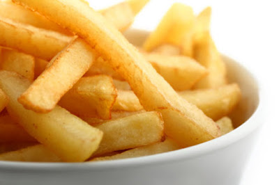 How to make French fries healthy and light