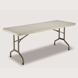 Alquiler de carpas sillas y mesas en jaen mesas for Mesa 2 metros comensales