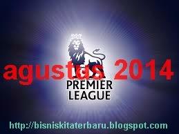 Jadwal Lengkap Barclays Premier League musim 2014-2015 Bulan Agustus 2014